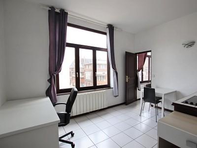 APPARTEMENT T2 A LOUER - LILLE JB LEBAS - 30 m2 - 595 € charges comprises par mois