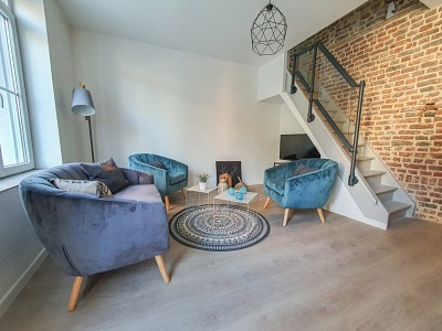 MAISON A VENDRE - LILLE VAUBAN - 65 m2 - 267500 €