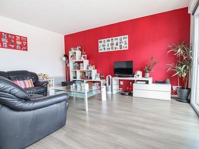 APPARTEMENT T3 A VENDRE - LA MADELEINE - 73,63 m2 - 263500 €