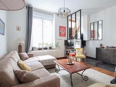 MAISON A VENDRE - LILLE WAZEMMES - 87 m2 - 294000 €