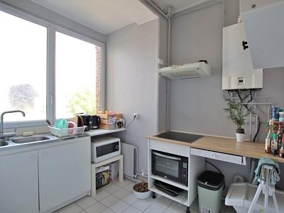 APPARTEMENT T2 A LOUER - LILLE GRAND BOULEVARD - 54,62 m2 - 660 € charges comprises par mois