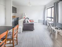 APPARTEMENT T2 A LOUER - MARCQ EN BAROEUL Croisé Laroche - 30,29 m2 - 600 € charges comprises par mois
