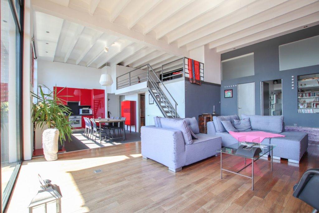 APPARTEMENT T3 A VENDRE - CROIX - 89 m2 - 278000 €