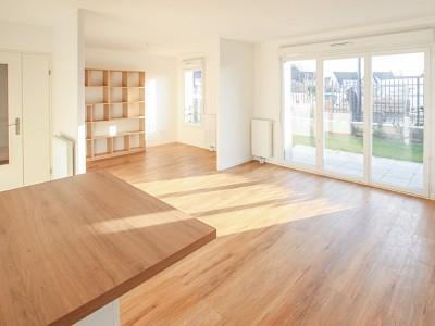 APPARTEMENT T3 A VENDRE - SEQUEDIN - 59,09 m2 - 242000 €